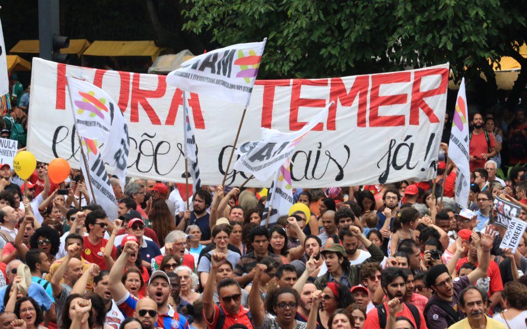 Centrais sindicais rejeitam flexibilização da jornada e Temer recua