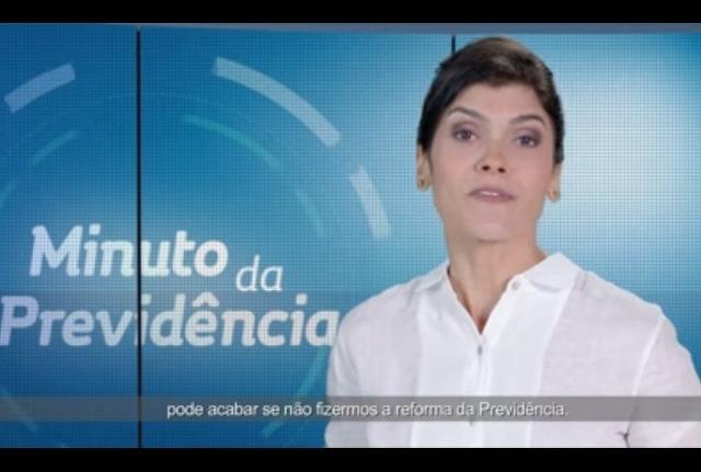 Justiça diz ser ofensivo anúncio do governo sobre Reforma da Previdência e proíbe propaganda