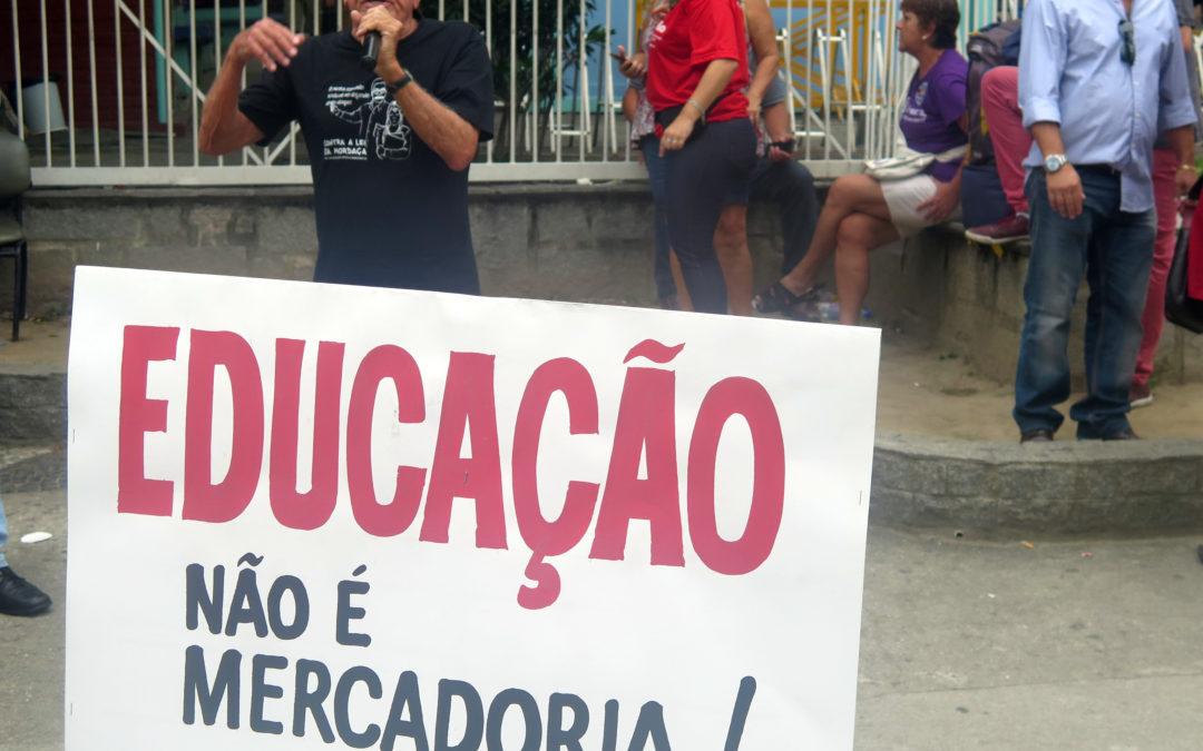 Demissões na Estácio: Sinpro-Rio tem nova rodada de negociação