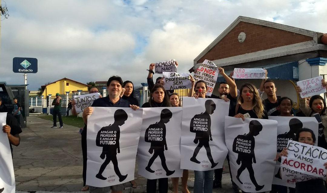Demissões na Estácio: MPT-RJ participará de reunião entre Sinpro-Rio e universidade